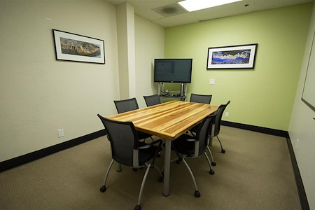 Satellite Workplaces Los Gatos - Small Conference Room