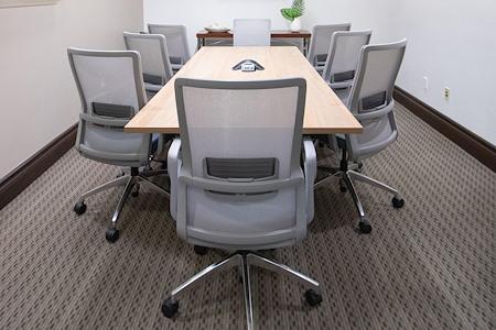 Quest Workspaces- Boca Raton - Conference Room