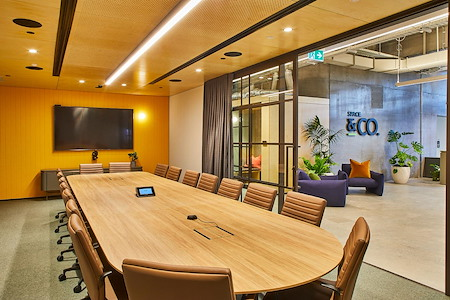 Space&Co. Business Hub - Level 2, 32 Smith Street - Burra | 9 Person Boardroom | 2.01
