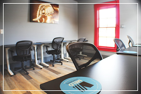 MELD Coworking - Private Office for up to 4 people