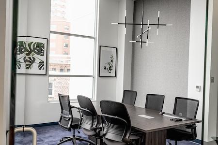 Desk - Small Conference Room