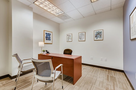 Office Evolution - Broomfield/Interlocken - Interior Executive Office