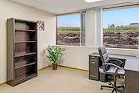 TEC Building - Garden Level west facing suite #2