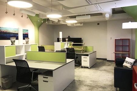 COMRADITY Strategy & Creative Resource Center - CO-Lab Private Project Team Office