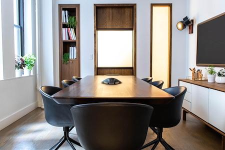 Blender Workspace - Luxury Meeting Space NYC (B)