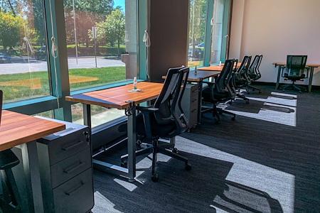 Venture X   Parsippany - Office 104