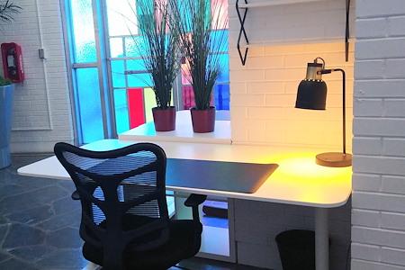 Congregate NoDa - Dedicated Desk 1