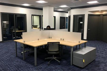 980 Spaces - Boca Raton - Dedicated Coworking Desk