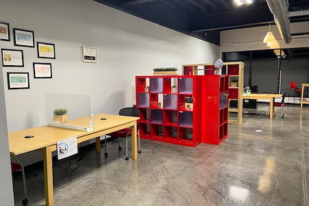 Inception Buffalo - Space to Rent - Individual Co-work space