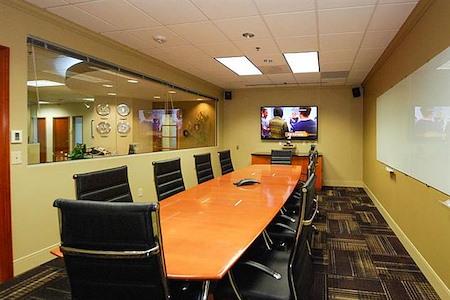 YourOffice USA - Charlotte, Ballantyne - Board Room