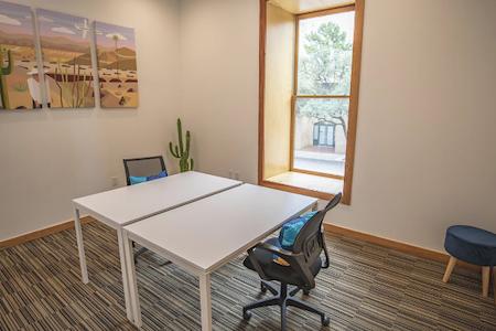 Draper Startup House Austin - Corner Office for 4