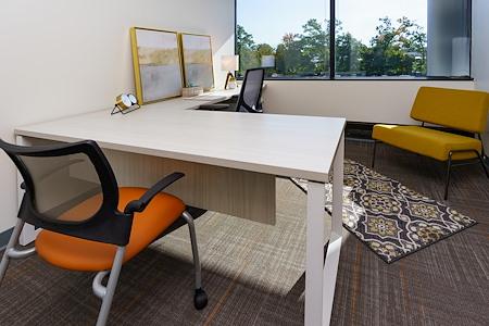 Office Evolution Clark - Private Window Office