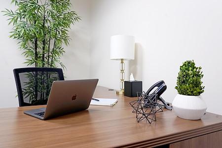 Executive Workspace  Addison - Private Interior Office