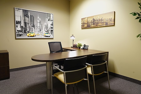 Executive Workspace @ Granite Park Two - Office Express