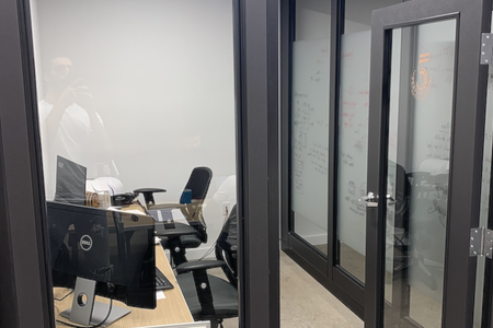 Minds Cowork - Private Office #2 for team of 2 people