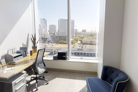 Firmspace Houston - 1-Desk Exterior