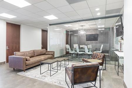 (355) Wells Fargo Center - Interior Office