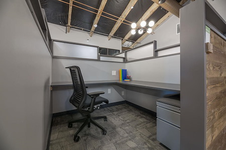 Satellite Workplaces Campbell - Workstation