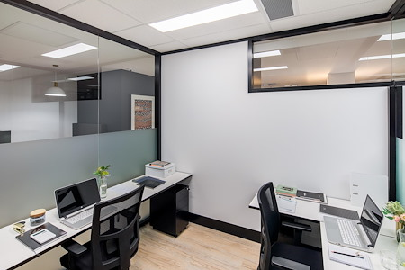 Christie Spaces Berry Street - Private 2 Desk Office