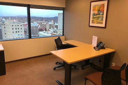Regus | Colorado Springs - Downtown Alamo - Office 1105