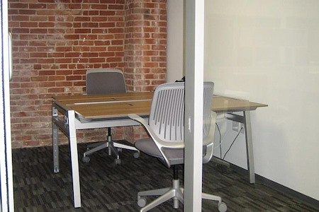 BLANKSPACES Santa Monica - Medium Office #10