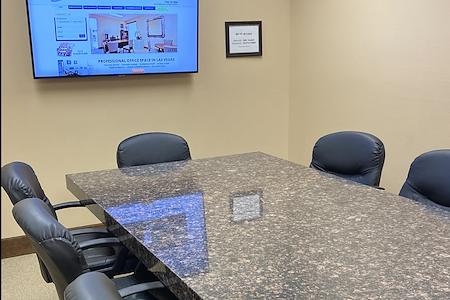 Sahara Business Center - Conference Room 1
