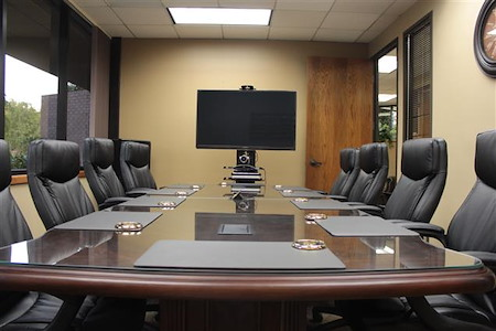Emerick and Finch, Certified Shorthand Reporters - Medium Conference Room