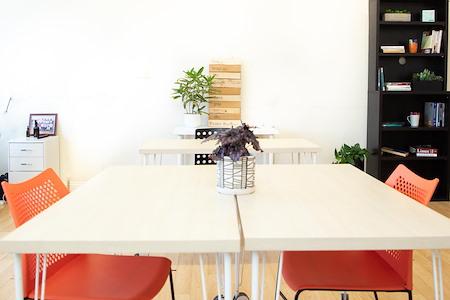 Mesh Cowork - Flex Desk