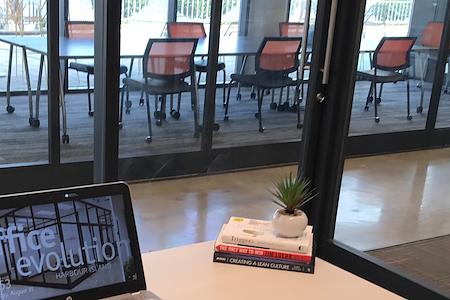 Office Evolution Tampa | Harbour Island - Flex Plan