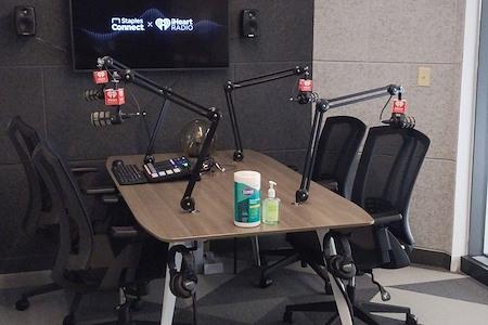 Staples Studio Brighton - Podcasting Studio