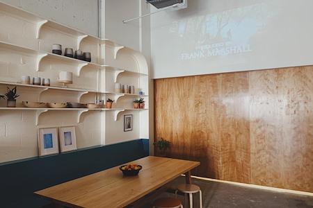 OSTUDIO - Communal Space for Meetings/Workshops
