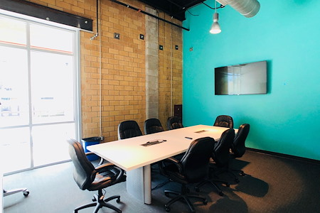 Stoke Coworking and Entrepreneur Center - Conference Room #3