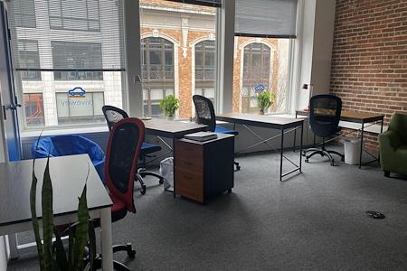Percolator - Office 254