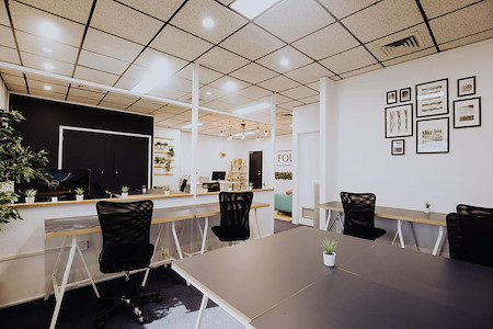 The Foundry Cowork - 1-day membership