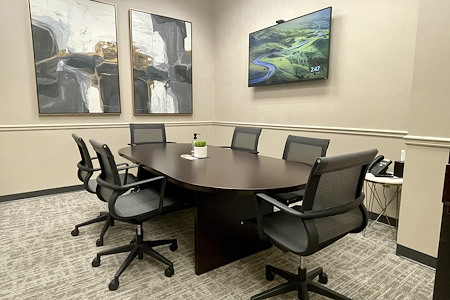 NorthPoint Executive Suites Alpharetta - Conference Room