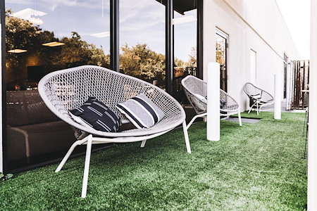 Star Space - Outdoor Corporate Patio Space