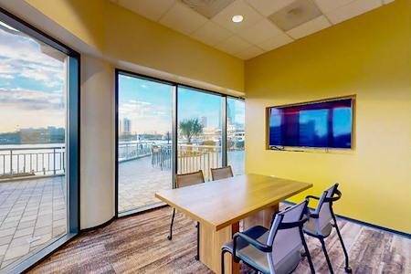 Office Evolution Tampa | Harbour Island - Marina