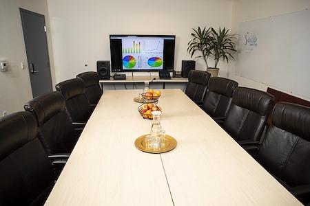 Satellite Workplace & Digital Media Studio - Conference Room