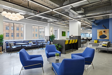 Orchard Workspace by JLL - Fresh Desk Membership