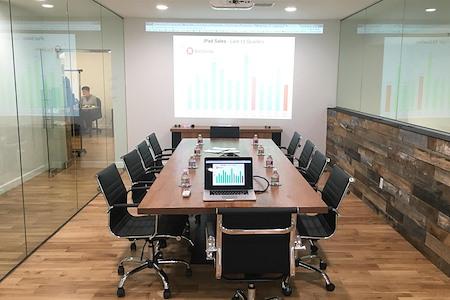 Alfi Trade Inc. - 10 Seat Conference Room
