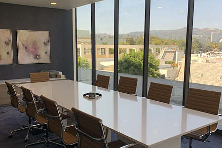 Beverly Hills Executive Center - 4th Floor Large Conference Room