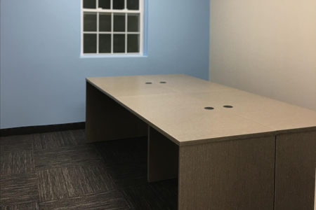 The (Co)Working Space in North Brunswick - 2 | Private Office for  4