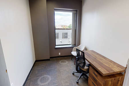 Waltham Works - Private Office