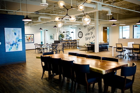 The Work Well - Open Seating - Coworking