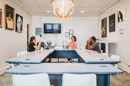 Hatch Coworking - Conference Room