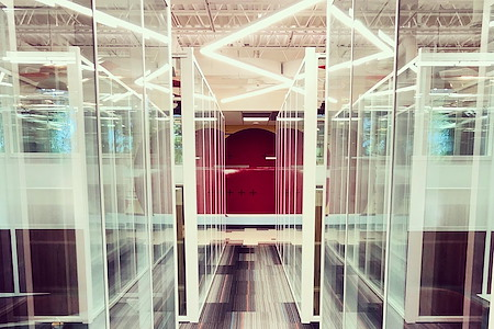 Mogwai Collaborative - Private Office Pods + Meeting Space
