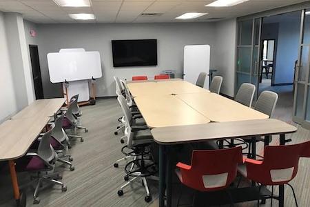 Phillips Workplace Interiors - Agile Studio - Training/Meeting Room