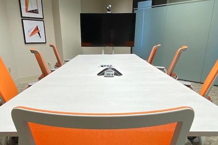 Office Evolution Clayton - Bradlie Conference Room