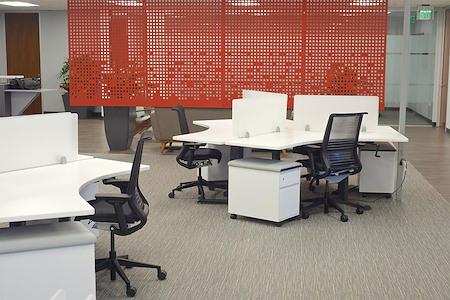 Intelligent Office- Burlingame - Workstation