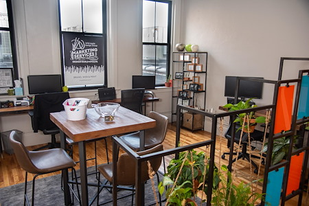 Valley Venture Mentors - Dedicated Desk